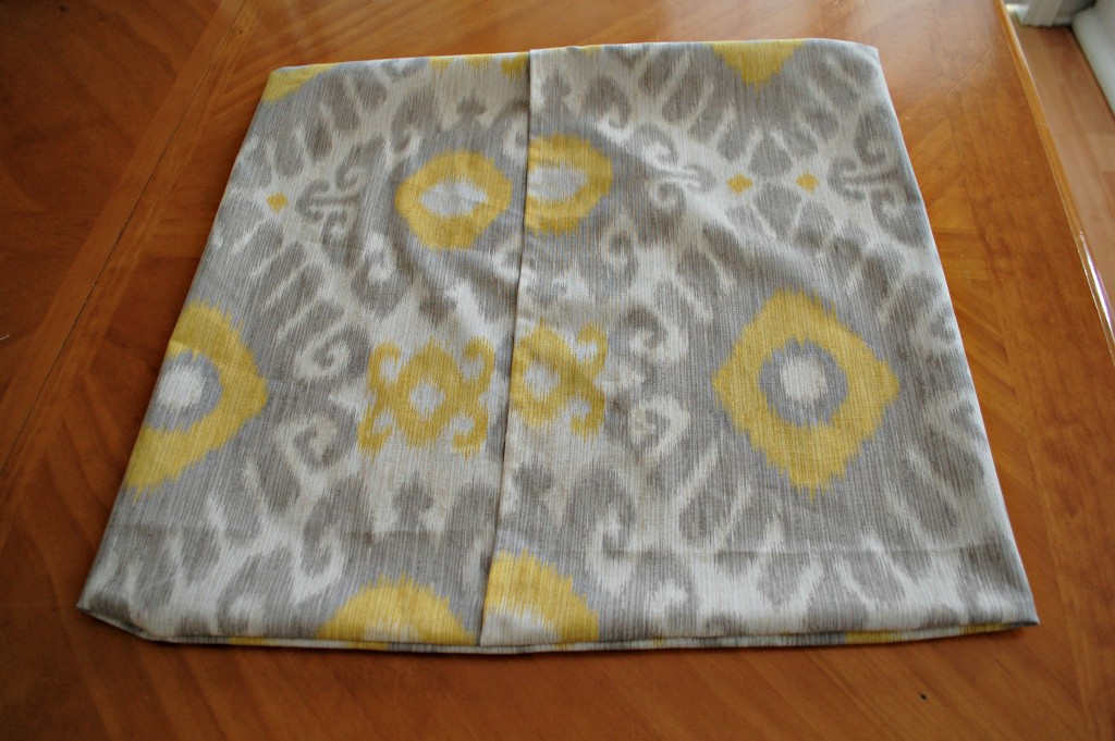 Easy Diy Pillow Covers Miss Frugal Fancy Pants